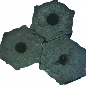 SAWDUST BRIQUETTE CHARCOAL (HEXAGON SHAPE)